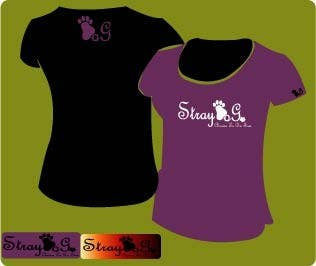 Penyertaan Peraduan #                                        19                                      untuk                                         Design a T-Shirt for StrayDog (6-8 WINNERS)