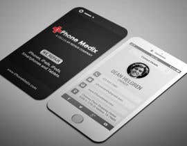 #55 для BUSINESS CARD DESIGN/CELLPHONE & TABLET REPAIR -- 2 от smartghart