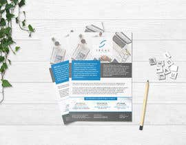 #28 for One Page Promotional Brochure by GraphicExpertz