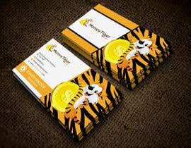 #199 for design business card for Money Tiger by Fysal3