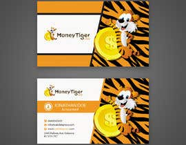 #200 for design business card for Money Tiger by Fysal3