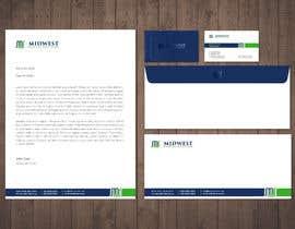 Nro 206 kilpailuun Design some Stationery käyttäjältä dnoman20