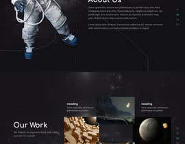 #18 for Mockup a Site by syrwebdevelopmen