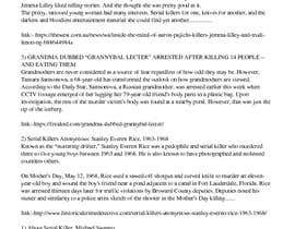 #2 for Compile a list of 5 Disturbing Diaries Of Serial Killers (With Disturbing Writings talking about their victims) by ravip121997