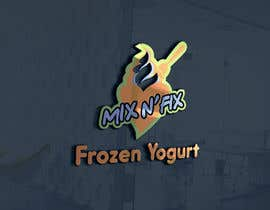 #189 for Logo: Mix n' Fix Yo or Mix n' Fix (Frozen Yogurt) brand. by mikasodesign