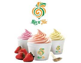 #49 for Logo: Mix n' Fix Yo or Mix n' Fix (Frozen Yogurt) brand. by dna92group