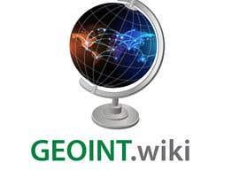#501 for Wiki-style Logo (GEOINT) by ferozmc
