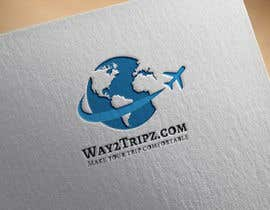 #41 for Design a logo for a travels website by carolingaber