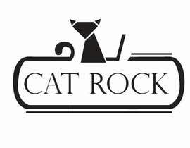 #26 para Logo Design for cat rock por victornjt