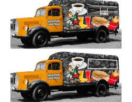 #9 for Adventure Food Truck by TheFaisal
