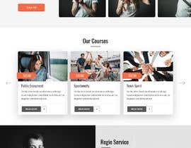 #7 untuk Build and design a website using Wix oleh xprtdesigner
