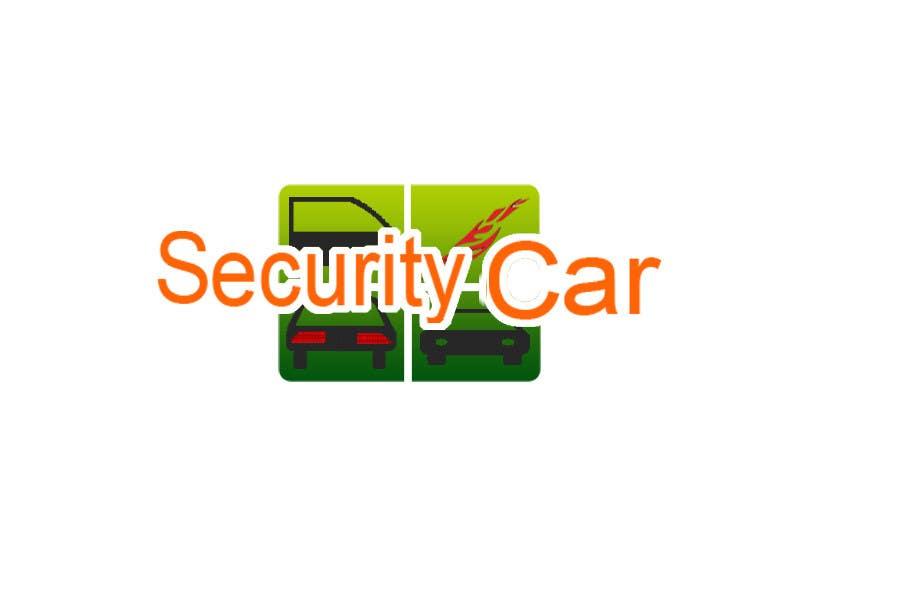 Natečajni vnos #                                        55                                      za                                         Logo Design for Security Car