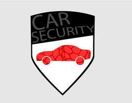 #83 para Logo Design for Security Car por banto212