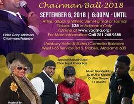 #4 untuk Chairman Ball Flyer oleh maidang34