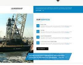 #41 Innovative civil engineering firm seeks a new modern website részére yasirmehmood490 által