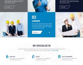 #36 Innovative civil engineering firm seeks a new modern website részére zaxsol által