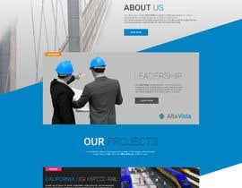 #26 Innovative civil engineering firm seeks a new modern website részére GenialStudio által