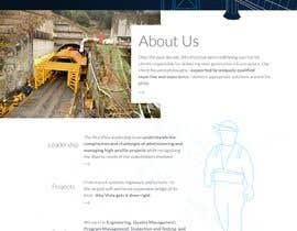 #57 Innovative civil engineering firm seeks a new modern website részére AustralDesign által