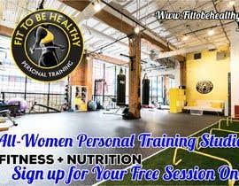 guessasb tarafından Street Signage For a Fitness Studio için no 2