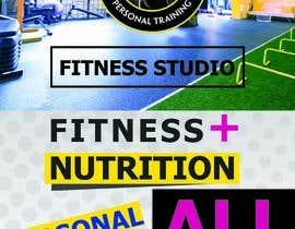 IslamAhmed5 tarafından Street Signage For a Fitness Studio için no 12