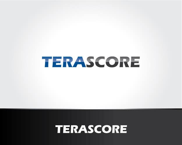 #352 for Logo Design for Terascore by NexusDezign