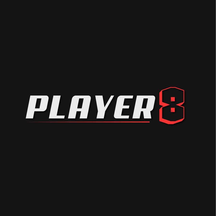 Konkurrenceindlæg #32 for Logo web y RRSS para sitio player8.cl