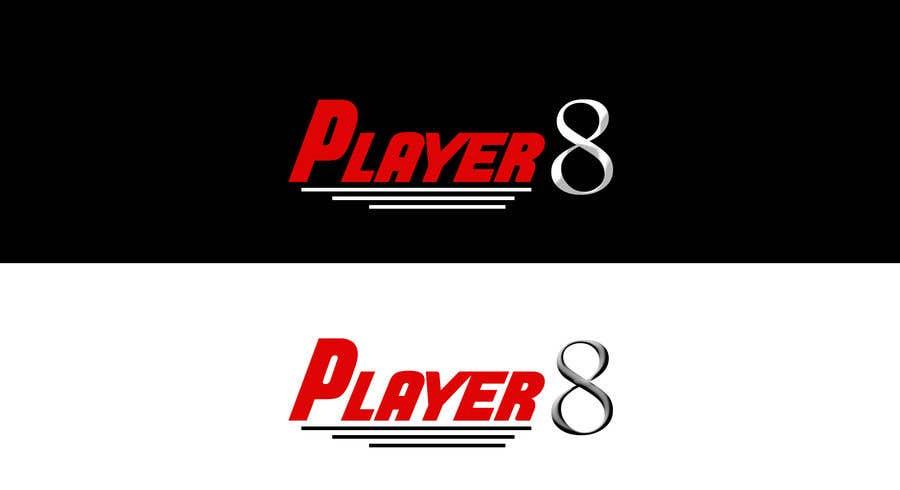 Konkurrenceindlæg #30 for Logo web y RRSS para sitio player8.cl