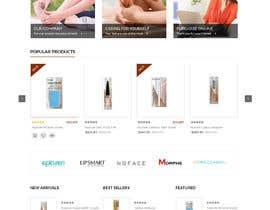 Nro 26 kilpailuun e-commerce website käyttäjältä adixsoft