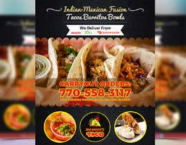 #18 for Need Graphic Design for My Restaurant Flyer af sourabh1604ph2