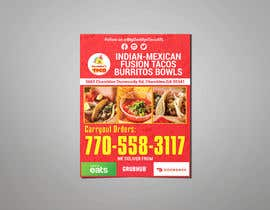 #20 for Need Graphic Design for My Restaurant Flyer af shihab140395