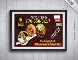 #71 for Need Graphic Design for My Restaurant Flyer af sabitribos