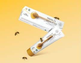 #30 para G'day honey propolis spray and Eucalyptus tooth paste package and label design por DEvansDesigns