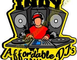#11 cho Indy Affordable DJs Logo bởi paolabianca