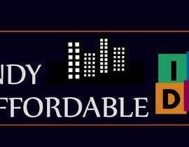 #6 cho Indy Affordable DJs Logo bởi jayesharma26