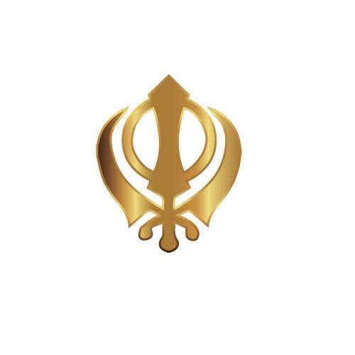 Entry 1 By Maxidesigner29 For Sikh Symbol Khanda Freelancer