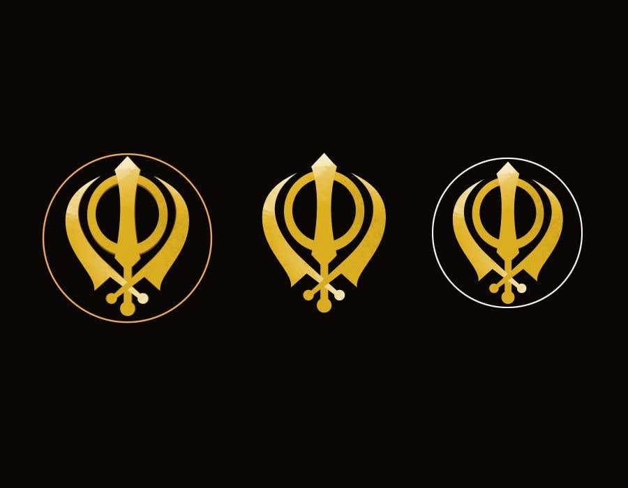 Entry 14 By Sultana76 For Sikh Symbol Khanda Freelancer