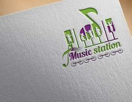 #179 for 【 Logo Design 】 musical symbol af mdromanmiha645