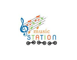 #149 for 【 Logo Design 】 musical symbol af natashabinteabdu