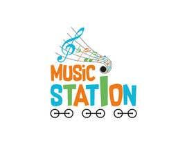 #166 for 【 Logo Design 】 musical symbol af s3r9io