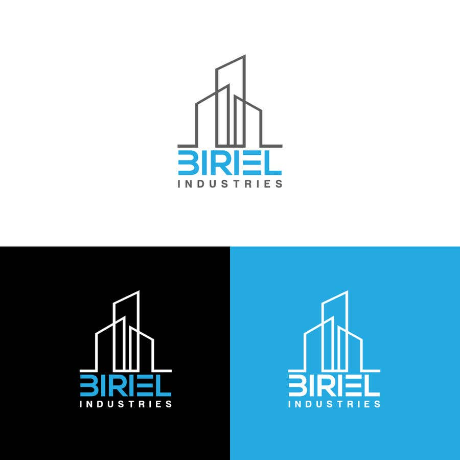 Entry #1519 by made4logo for Logo for steel manufacturing / heavy