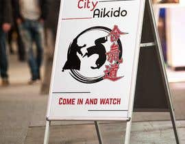 #30 cho Design a Sandwich Board Welcome Sign for an Aikido Dojo bởi linedsl