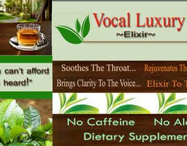 #25 for 6 Graphic Designs/Banners for Health Drink by BALUCHENNAI