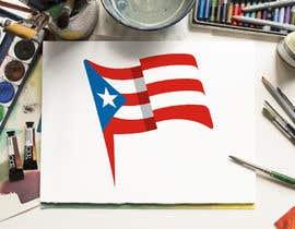 #57 for Flag illustration Design by R3zu3