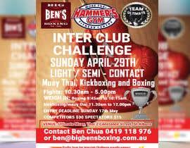 mithu08 tarafından Interclub Challenge flyer için no 23