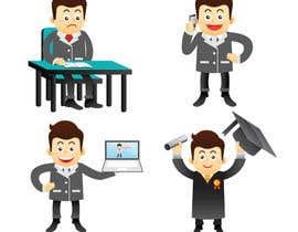 #4 untuk Illustrate Something for TopScore Education oleh nashrule15