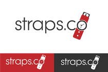 Graphic Design Contest Entry #480 for Logo Design for Straps.co