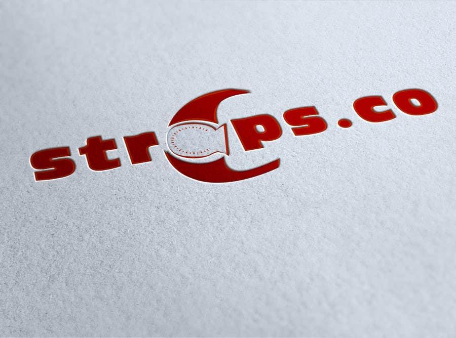 Bài tham dự cuộc thi #755 cho Logo Design for Straps.co
