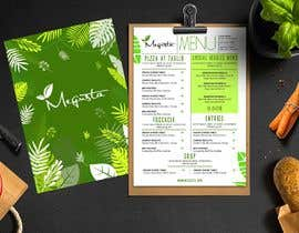 #19 para Modern design for a minimal menu/carte (Restaurant) por satishandsurabhi