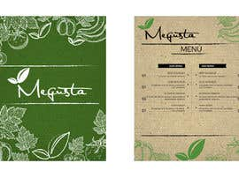 #16 para Modern design for a minimal menu/carte (Restaurant) por pabloeliu