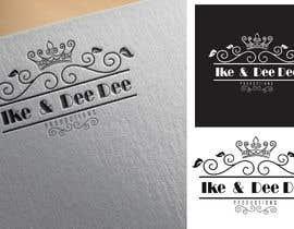 #60 cho Logo design for: Ike & Dee Dee Productions bởi MostafaNagy97